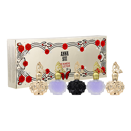 Anna Sui  The Boheme Collection 1set, 5pcs ANX0400123-000-00