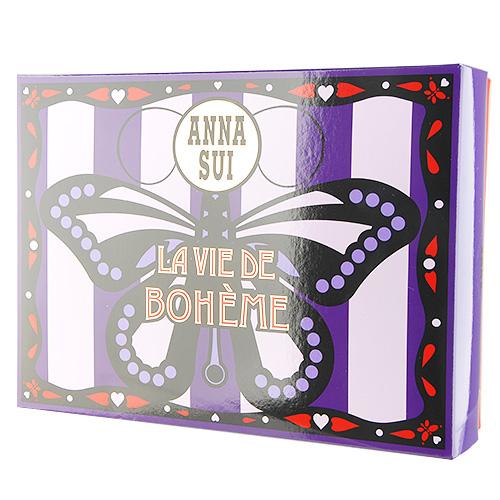 Anna Sui La Vie De Boheme  Eau De Toilette Collection  1set, 3pcs ANX0400121-000-00