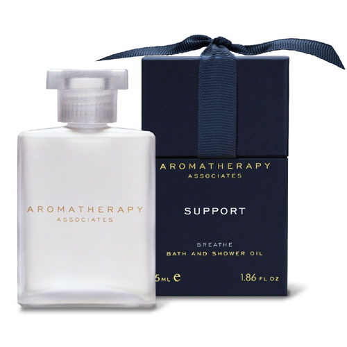 Aromatherapy Associates Support Breathe Bath and Shower Oil 1.86oz, 55ml
