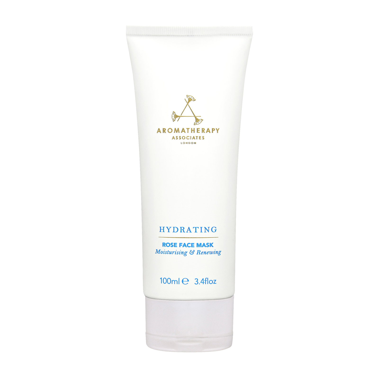 Aromatherapy Associates Essential Skincare Rose Hydrating Face Mask 3.4oz, 100ml