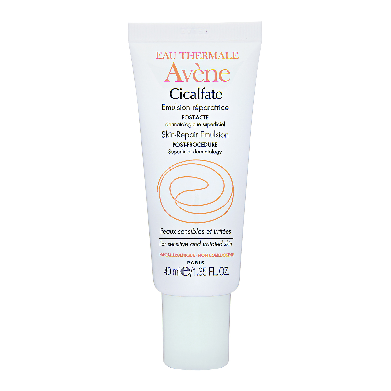 Avène Cicalfate  Post-Procedure Skin Recovery Emulsion 1.35oz, 40ml from Cosme-De.com
