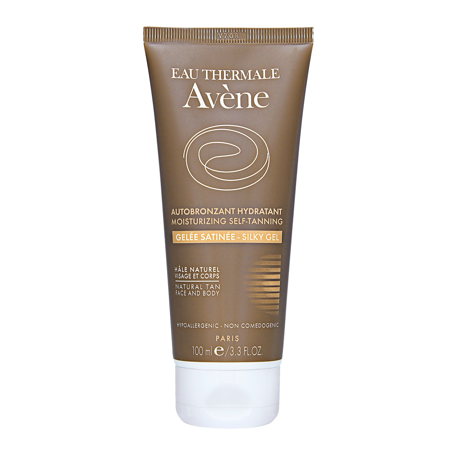 Avène  Autobronzant Hydratant Moisturizing Self-Tanning Silky Gel (For Sensitive Skin)  3.3oz, 100ml from Cosme-De.com