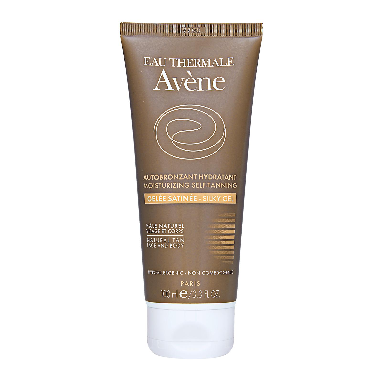 Autobronzant Avene Silky Sensitive Gel Hydratant For Moisturizing MUpzVS