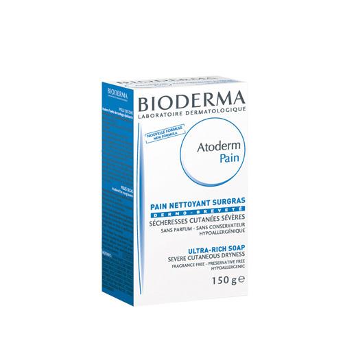Bioderma Atoderm Ultra-Rich Soap 2 x 150g,