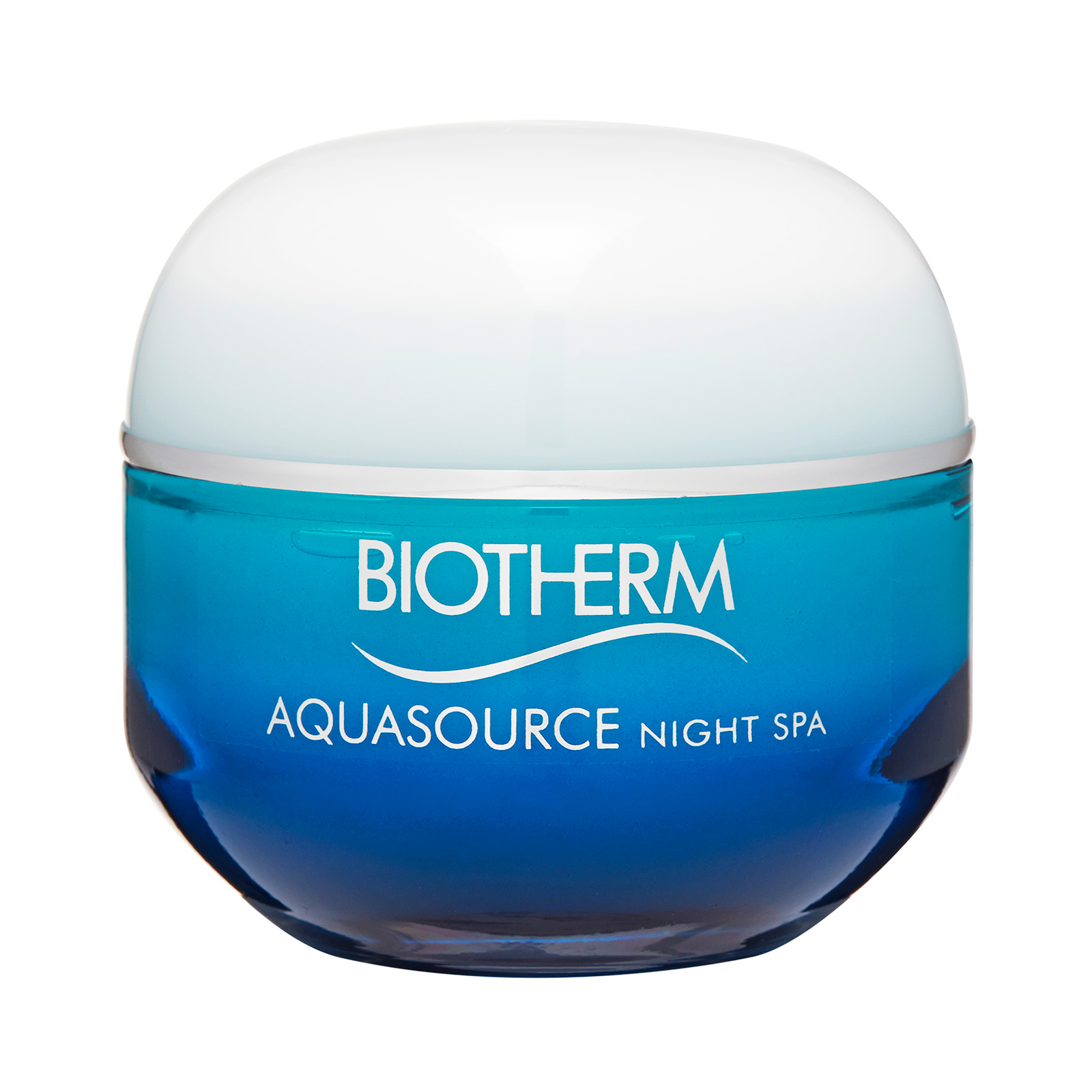 Biotherm Aquasource Night Spa (All Skin Types) 1.69oz, 50ml from Cosme-De.com