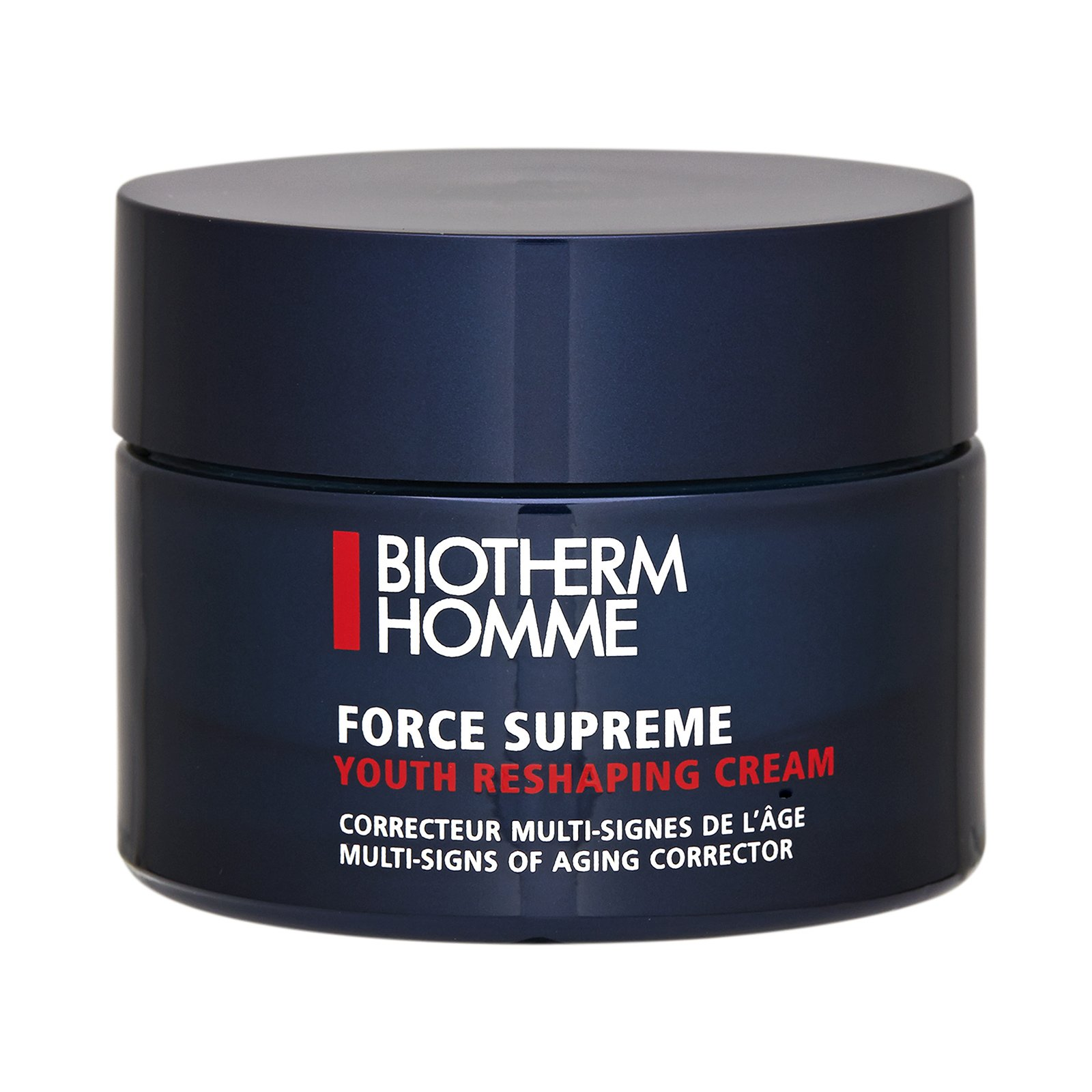 Biotherm Homme Force Supreme Youth Reshaping Cream 1.69oz, 50ml from Cosme-De.com