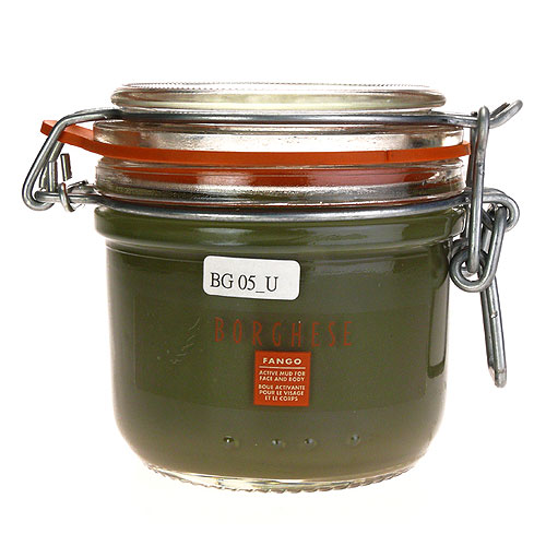 Borghese Fango Active Mud for Face and Body (Green) 200ml