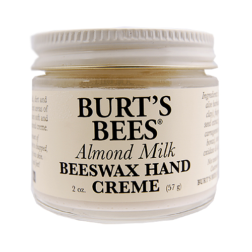 Almond Milk Beeswax Hand Cream 2oz