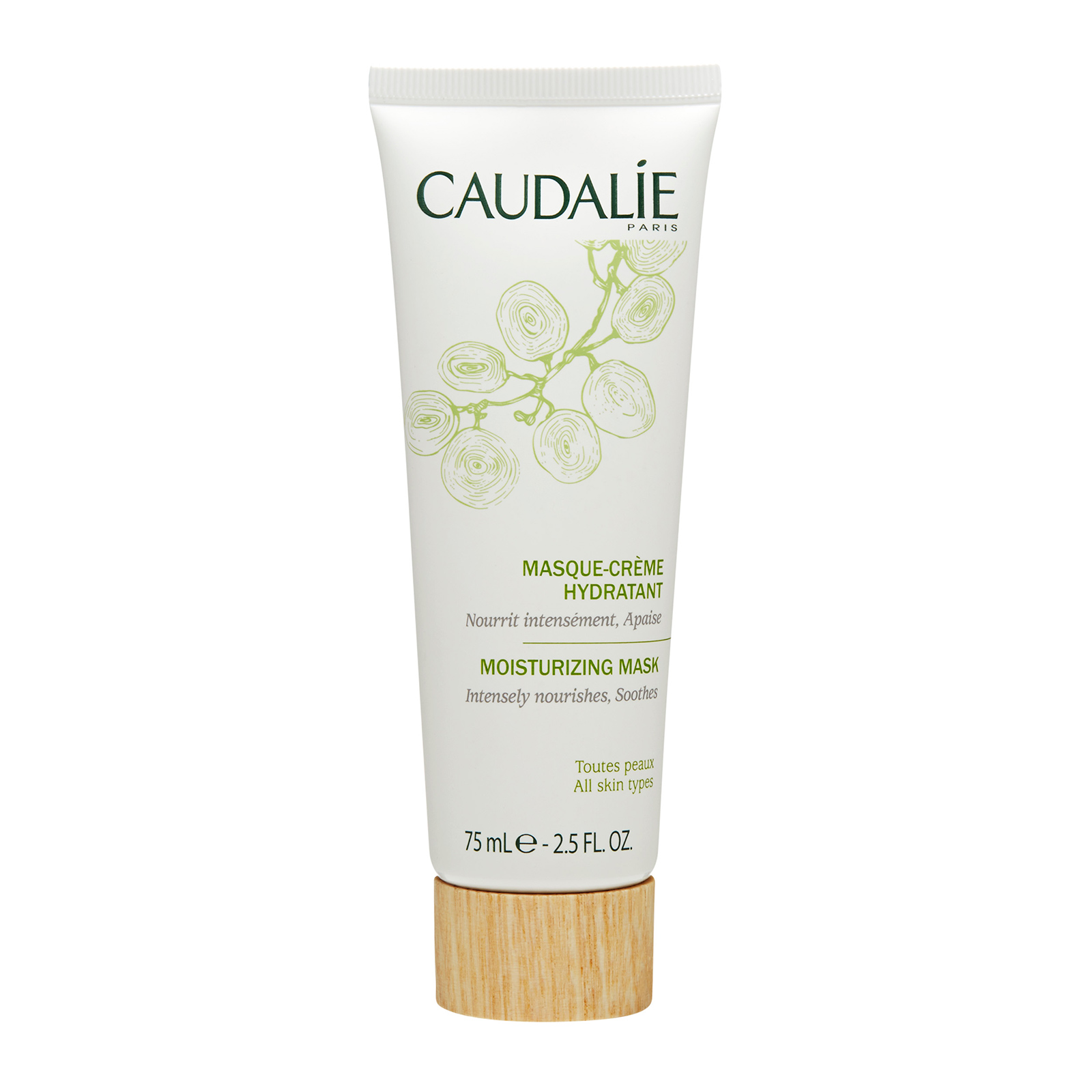CAUDALIE  Moisturizing Mask (All Skin Types) 2.5oz, 75ml