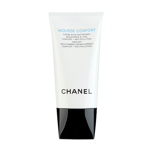 Chanel Mousse Confort Rinse-Off Rich Foaming Cream Cleanser 5oz, 150ml