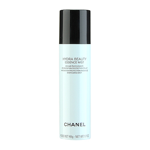 Chanel Hydra Beauty Essence Mist Hydration Protection Radiance Energizing Mist  1.7oz, 50ml from Cosme-De.com