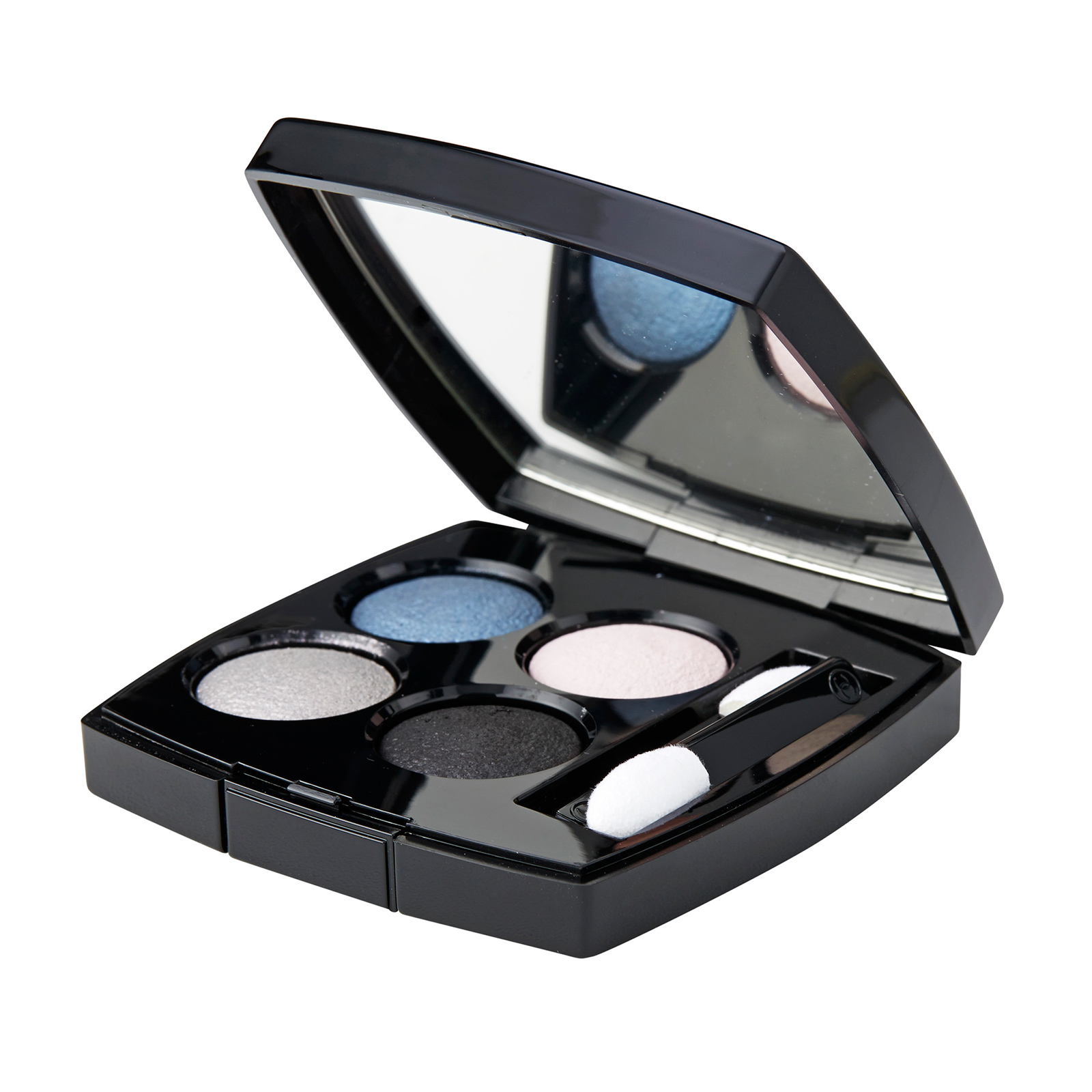 Chanel Les 4 Ombres  Multi-Effect Quadra Eyeshadow 224 Tisse Riviera, 0.07oz, 2g