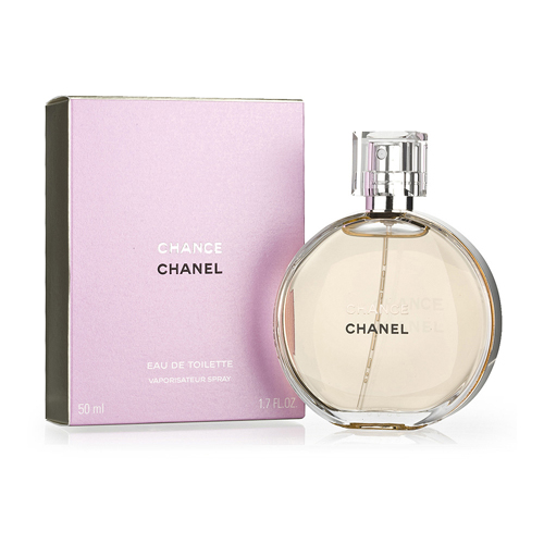 Chanel Chance EDT 1.7oz, 50ml women