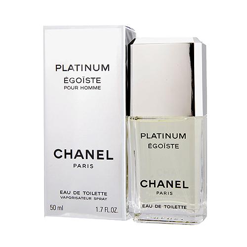 Chanel Platinum Egoiste Pour Homme EDT 1.7oz, 50ml