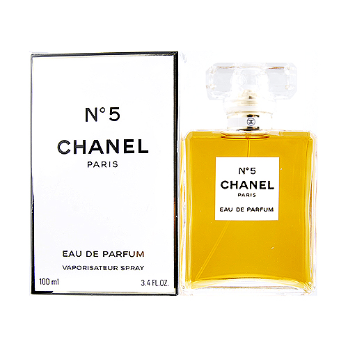 Chanel No.5 Eau de Parfum 3.4oz, 100ml