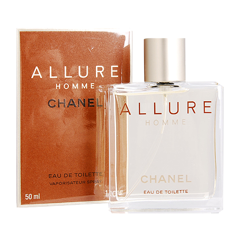 Chanel Allure Homme EDT 1.7oz, 50ml