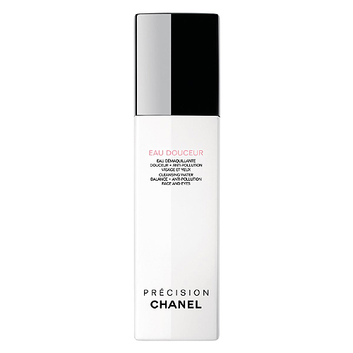 Chanel Eau Douceur Cleansing Water Balance + Anti-Pollution Face and Eyes 5oz, 150ml
