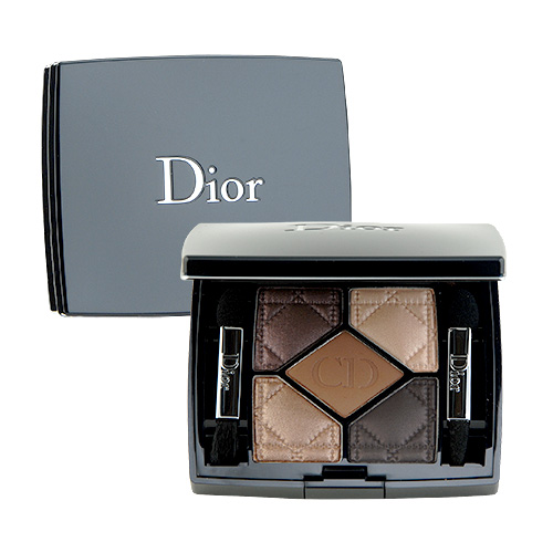 Christian Dior 5 Couleurs  Couture Colours & Effects Eyeshadow Palette 796 Cuir Cannage , 0.21oz, 6g