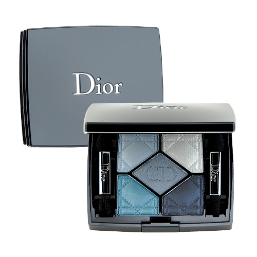 Christian Dior 5 Couleurs  Couture Colours & Effects Eyeshadow Palette 276 Carre Bleu , 0.21oz, 6g