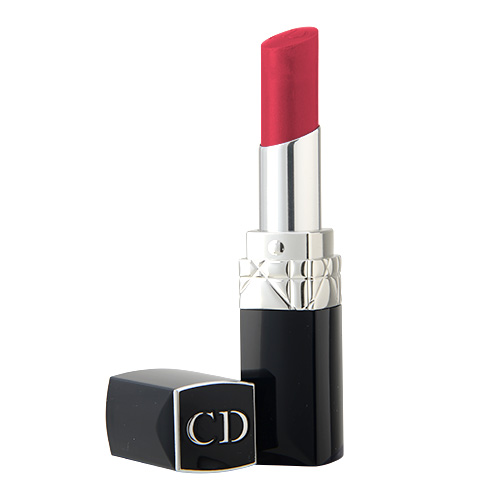 Christian Dior  Rouge Dior Baume Natural Lip Treatment Couture Colour 758 Lys Rouge, 0.11oz, 3.2g