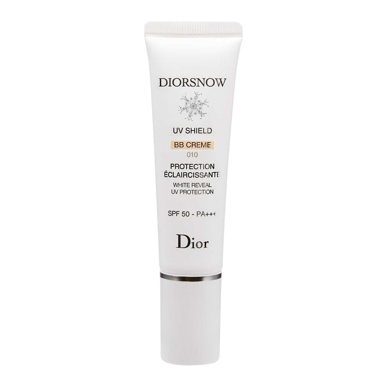 Christian Dior DiorSnow UV Shield BB Creme White reveal UV protection SPF 50 - PA+++ #010, 1.2oz, 30ml