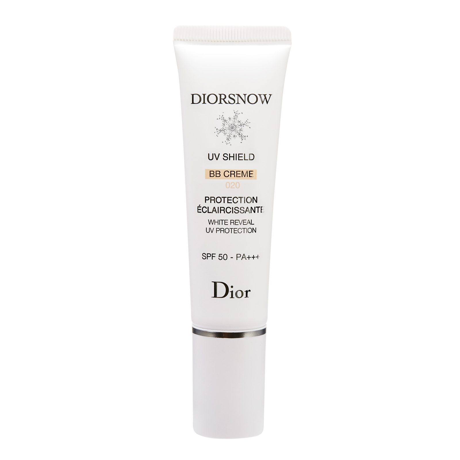 Christian Dior DiorSnow UV Shield BB Creme White reveal UV protection SPF 50 - PA+++ #020, 1.2oz, 30ml