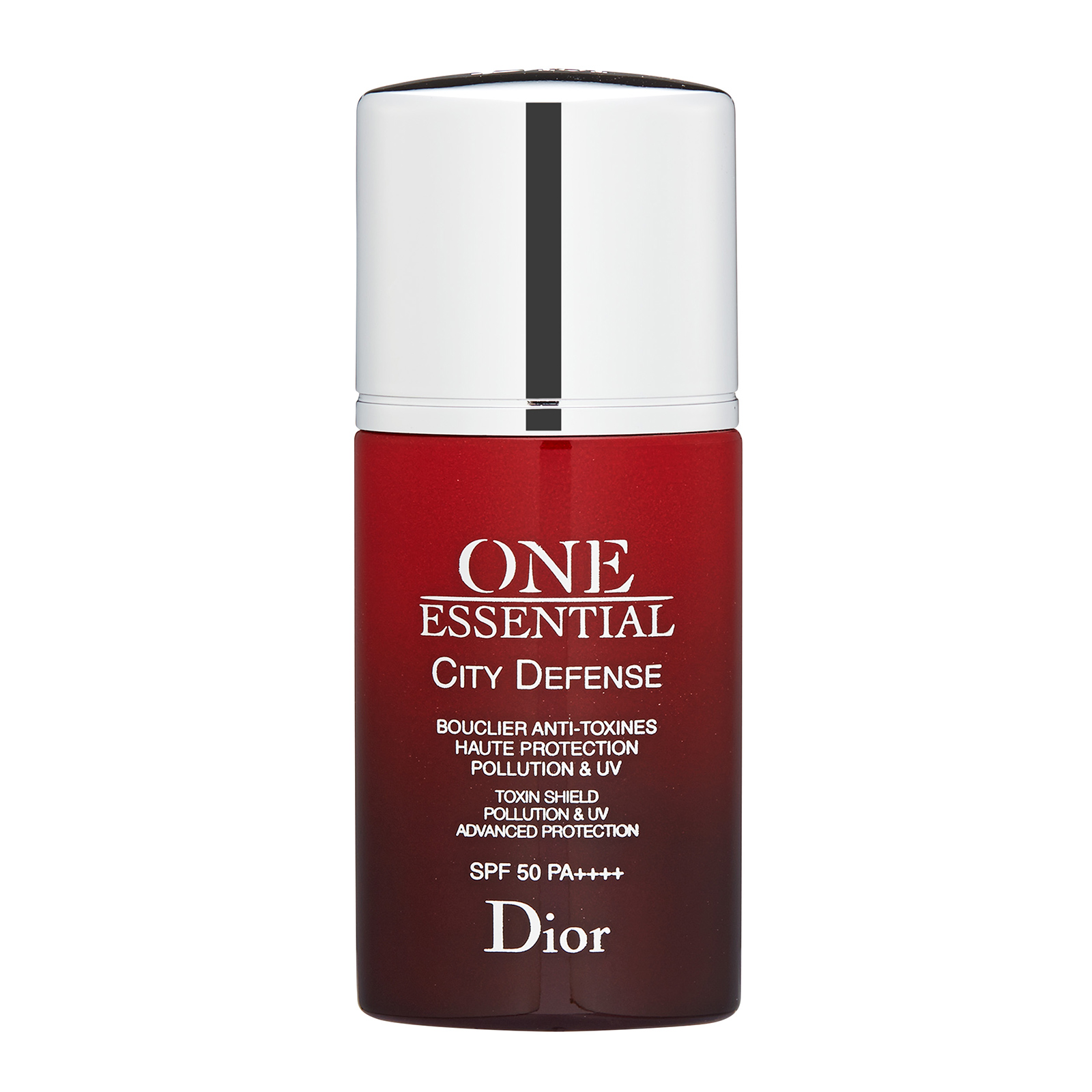 Christian Dior One Essential City Defense Toxin Shield Pollution & UV Advanced Protection SPF50 / PA++++ 1oz, 30ml