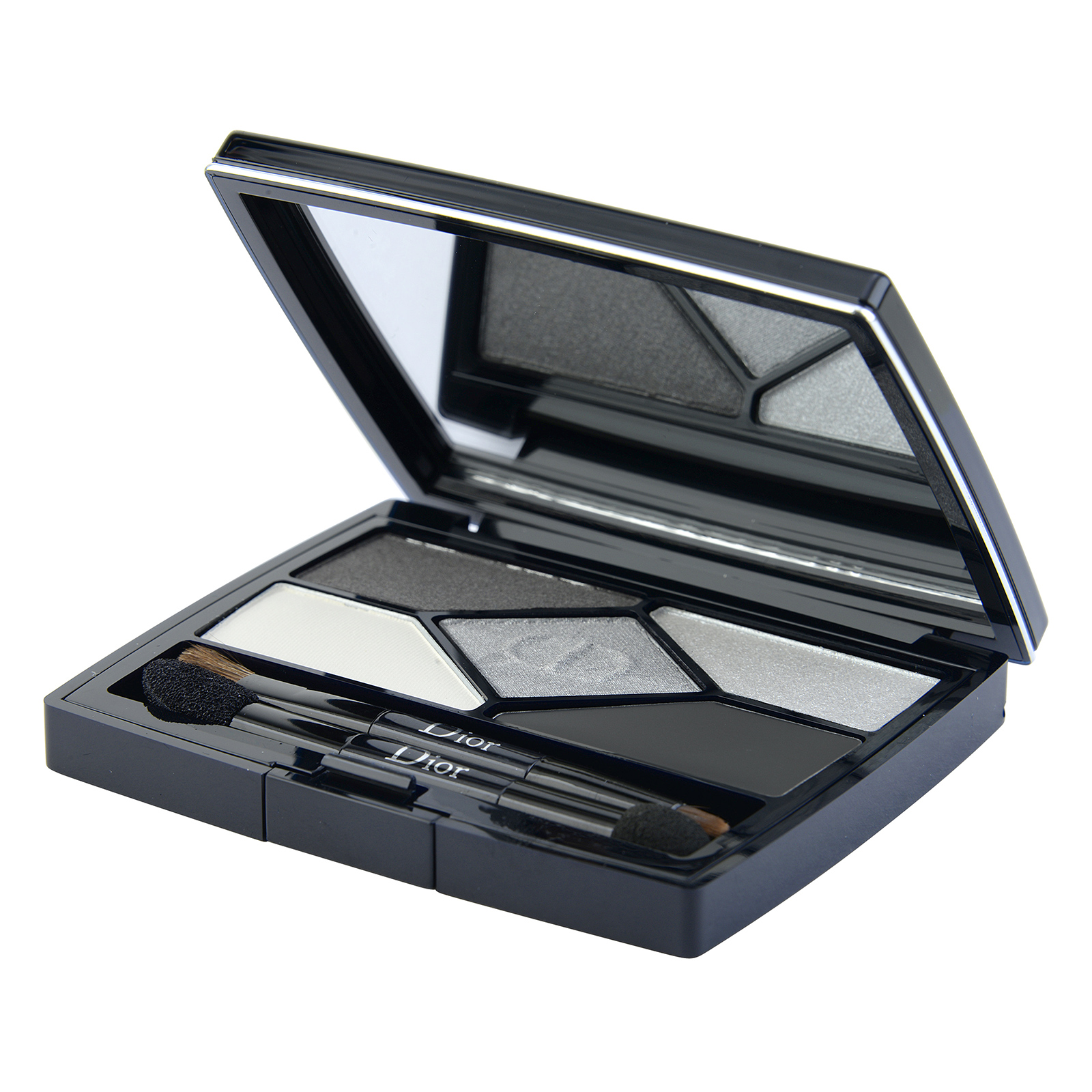 Christian Dior 5 Couleurs Designer  All-In-One Professional Eye Palette 008 Smoky Design, 0.2oz, 5.7g