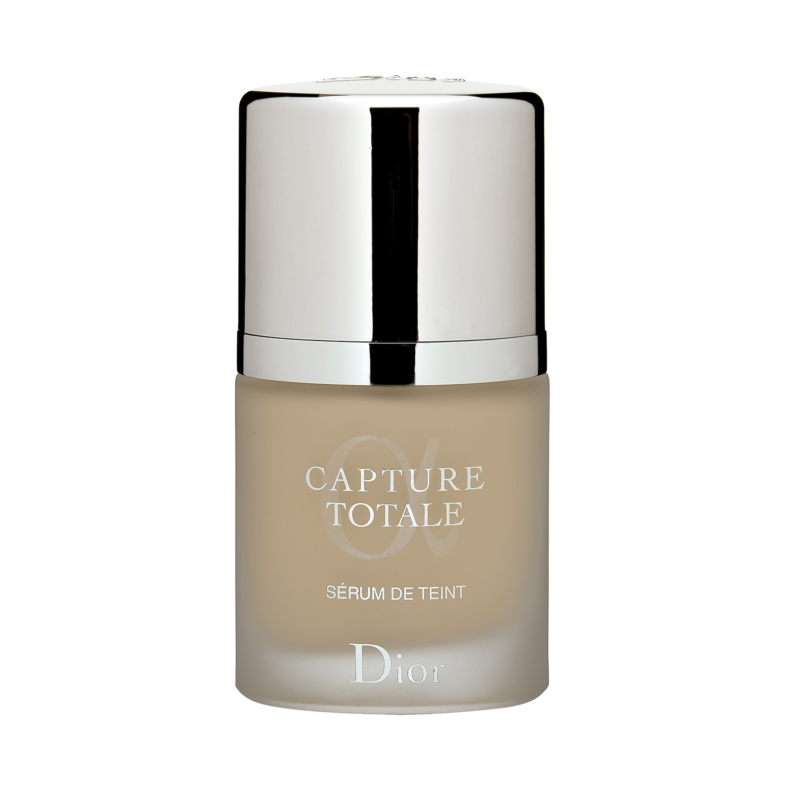 Christian Dior Capture Totale Triple Correcting Serum Foundation FPS 25 SPF 022 Cameo, 1oz, 30ml