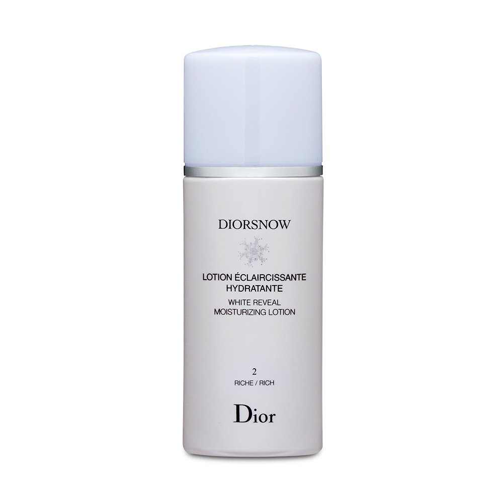 Christian Dior DiorSnow White Reveal Moisturizing Lotion (With Icelandic Glacial™ Water) 2 Rich, 1.6oz, 50ml (sample/ 試用裝)