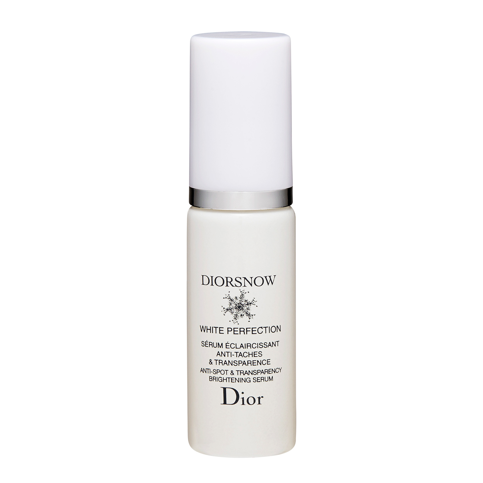 Christian Dior DiorSnow White Perfection Anti-Spot & Transparency Brightening Serum 0.23oz, 7ml (sample/ 試用裝)