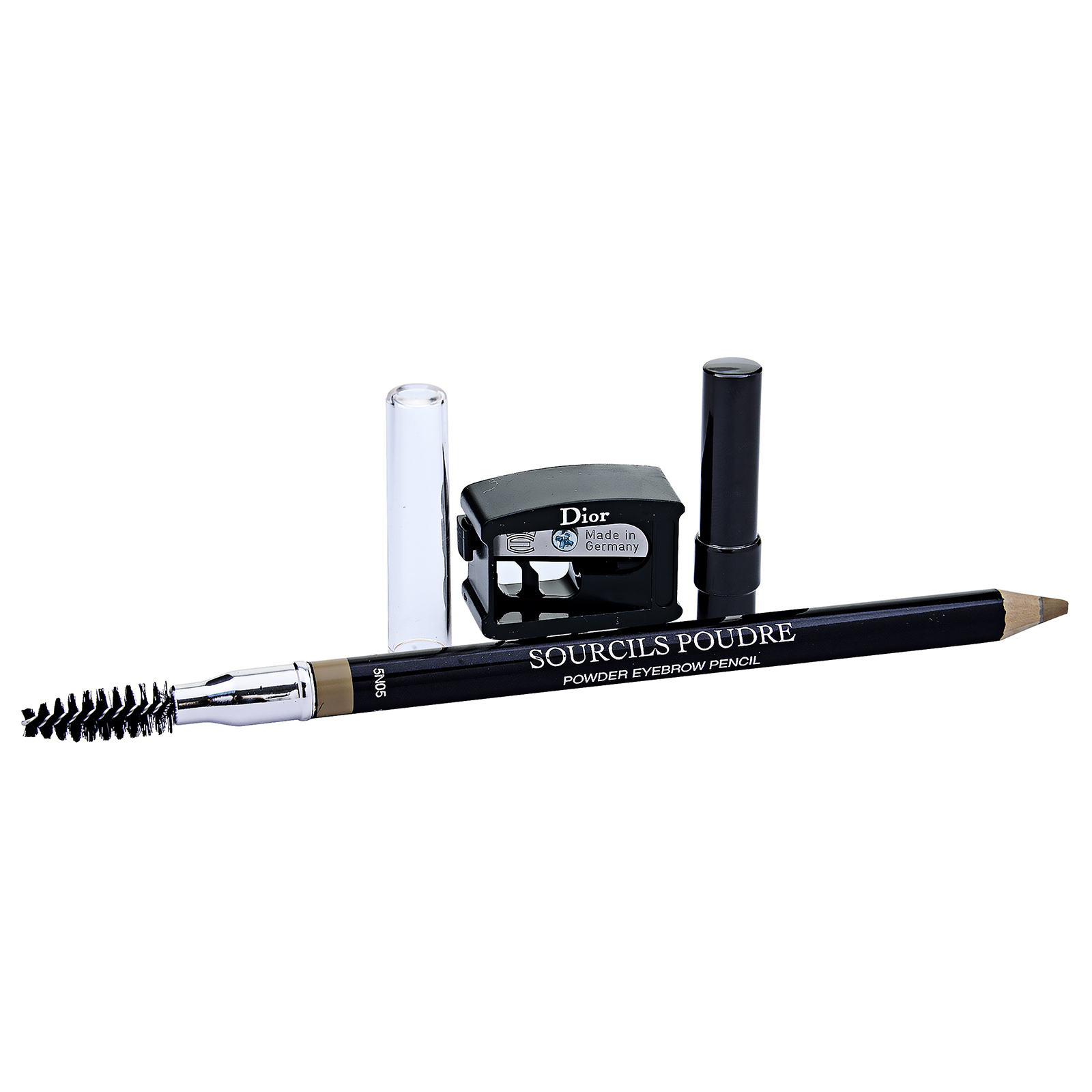 Christian Dior  Sourcils Poudre Powder Eyebrow Pencil (With Brush And Sharpener) 653 Blonde, 0.04oz, 1.2g
