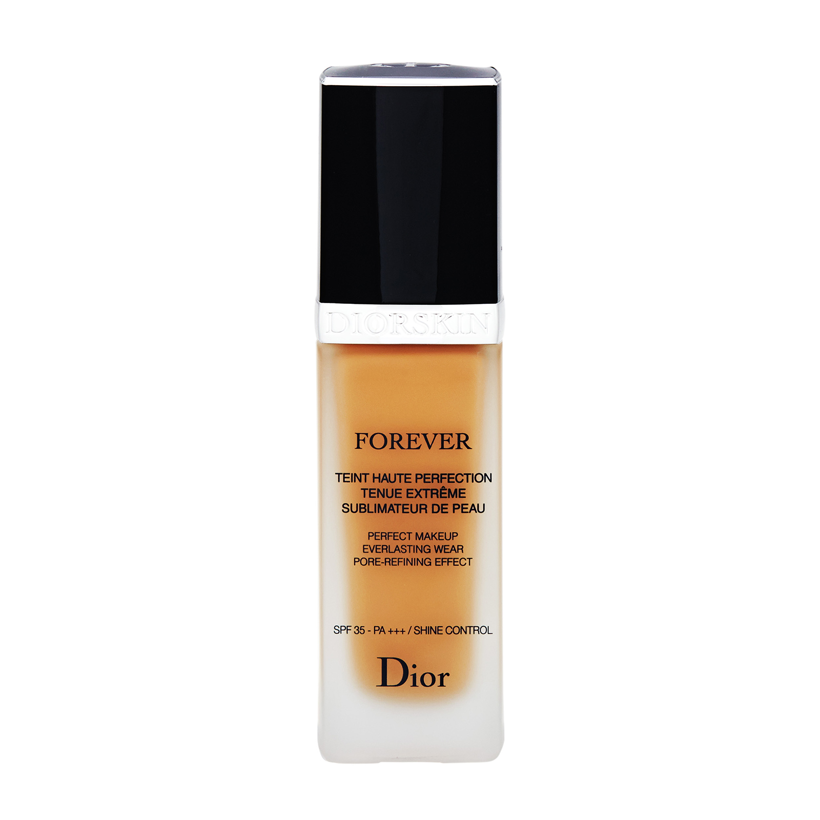 Christian Dior DiorSkin Forever  Perfect Makeup Everlasting Wear Pore-Refining Effect SPF35 / PA+++ 022 Cameo, 1oz, 30ml