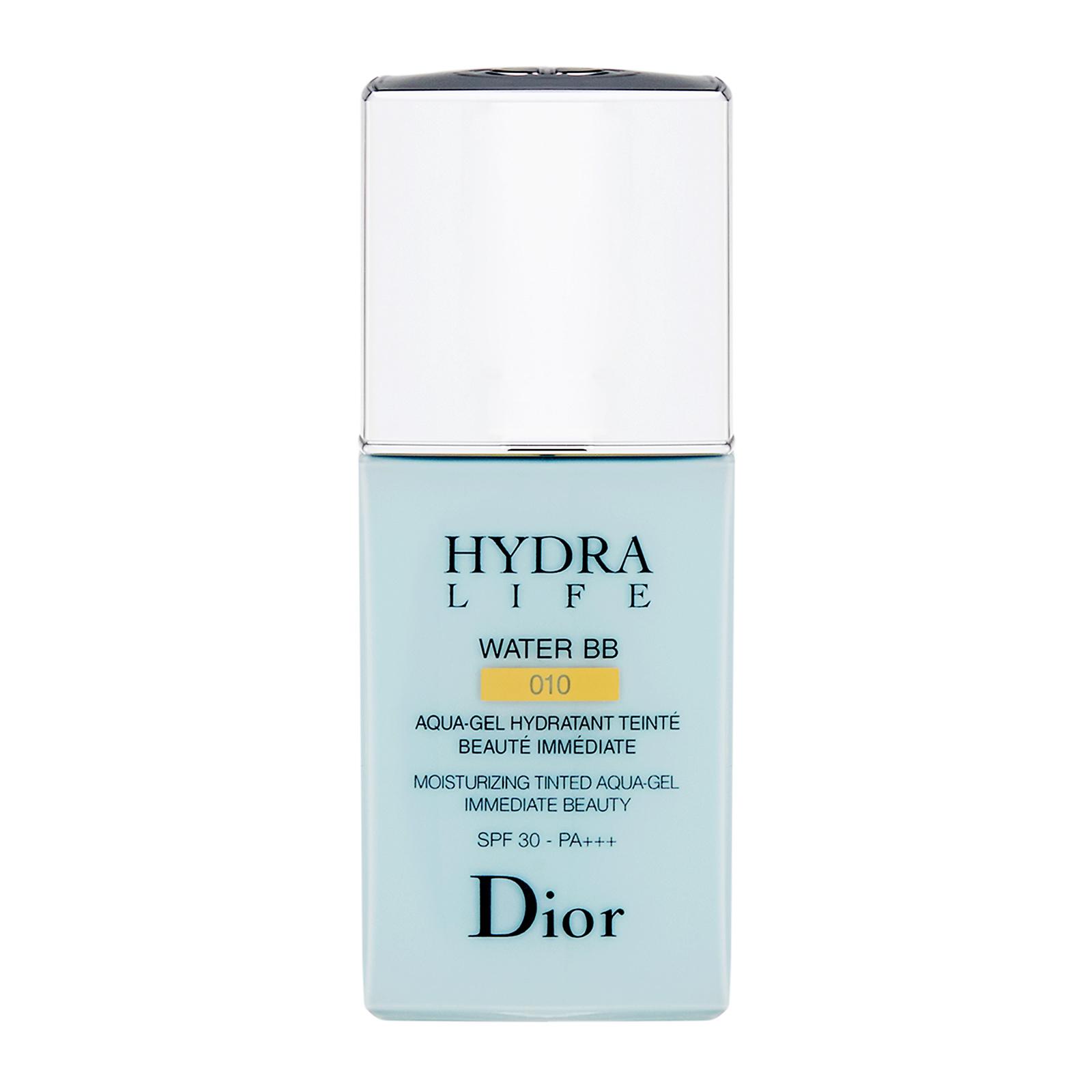 Christian Dior Hydra Life Moisturizing Tinted Aqua-Gel Immediate Beauty Water BB SPF30 / PA+++ 010, 1oz, 30ml
