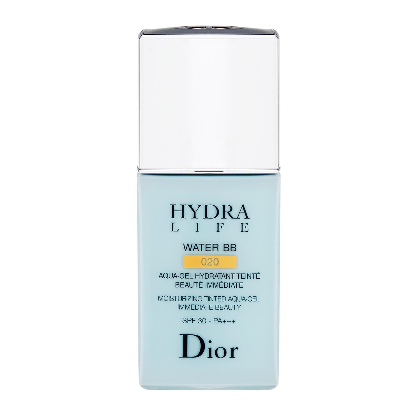 Christian Dior Hydra Life Moisturizing Tinted Aqua-Gel Immediate Beauty Water BB SPF30 / PA+++ 020, 1oz, 30ml