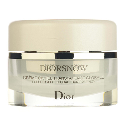 Christian Dior DiorSnow Fresh Creme Global Transparency (with Icelandic Glacial Water) 1.7oz, 50ml