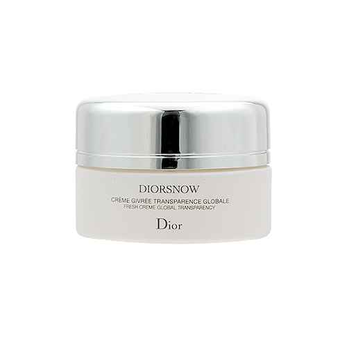 Christian Dior DiorSnow Fresh Creme Global Transparency (with Icelandic Glacial Water) 0.52oz, 15ml (sample/ 試用裝)