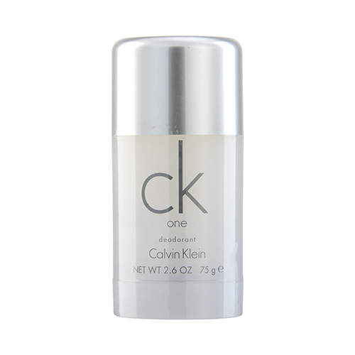 Calvin Klein CK One Deodorant 2.6oz, 75g