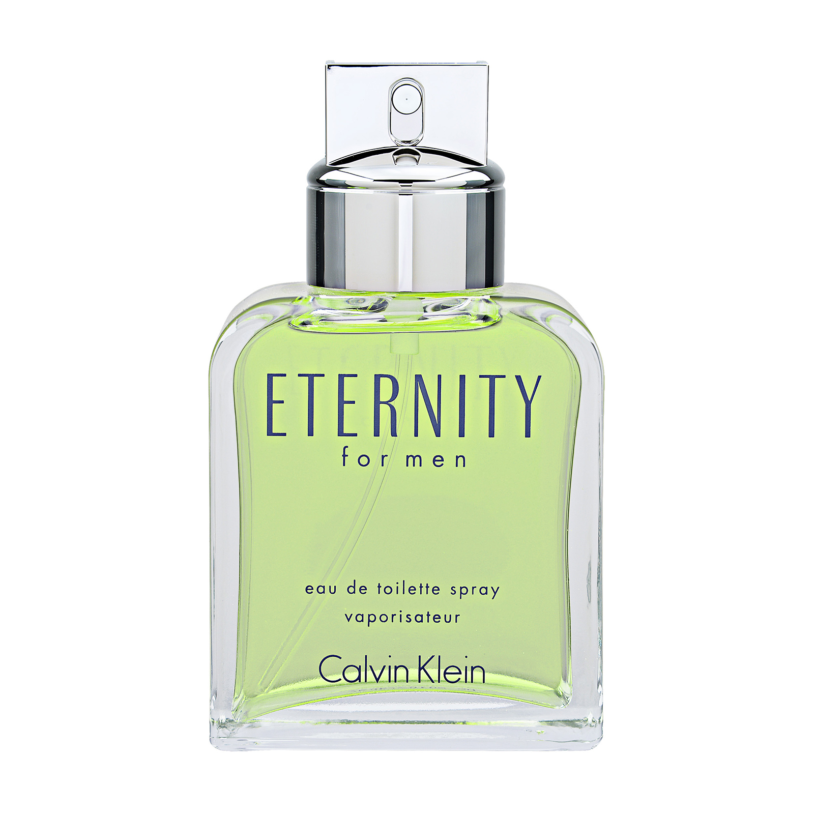 Calvin Klein Eternity For Men EDT Spray 3.4oz, 100ml