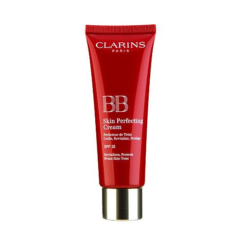 Clarins  BB Skin Perfecting Cream SPF 25 / PA+++ 02 Medium, 1.7oz, 45ml