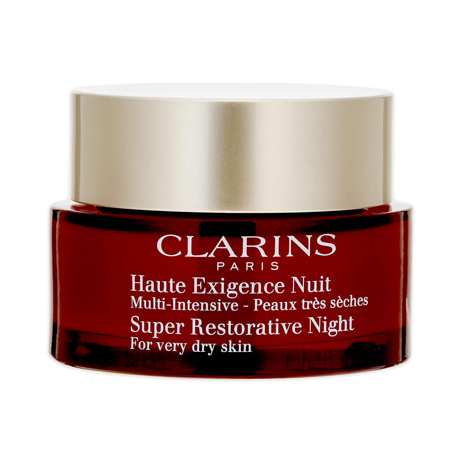 Clarins Super Restorative  Night Age Spot Correcting Replenishing Cream (For Very Dry Skin) 1.6oz, 50ml from Cosme-De.com