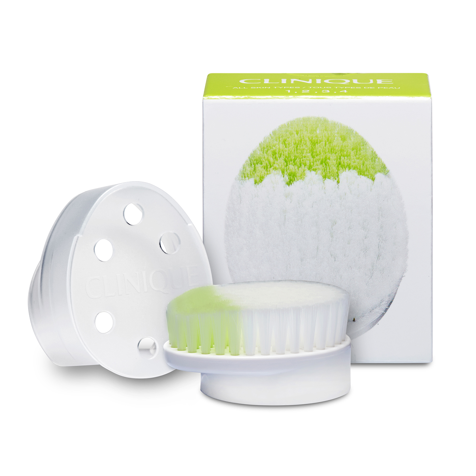Clinique  Purifying Cleansing Brush Head 1pcs, from Cosme-De.com