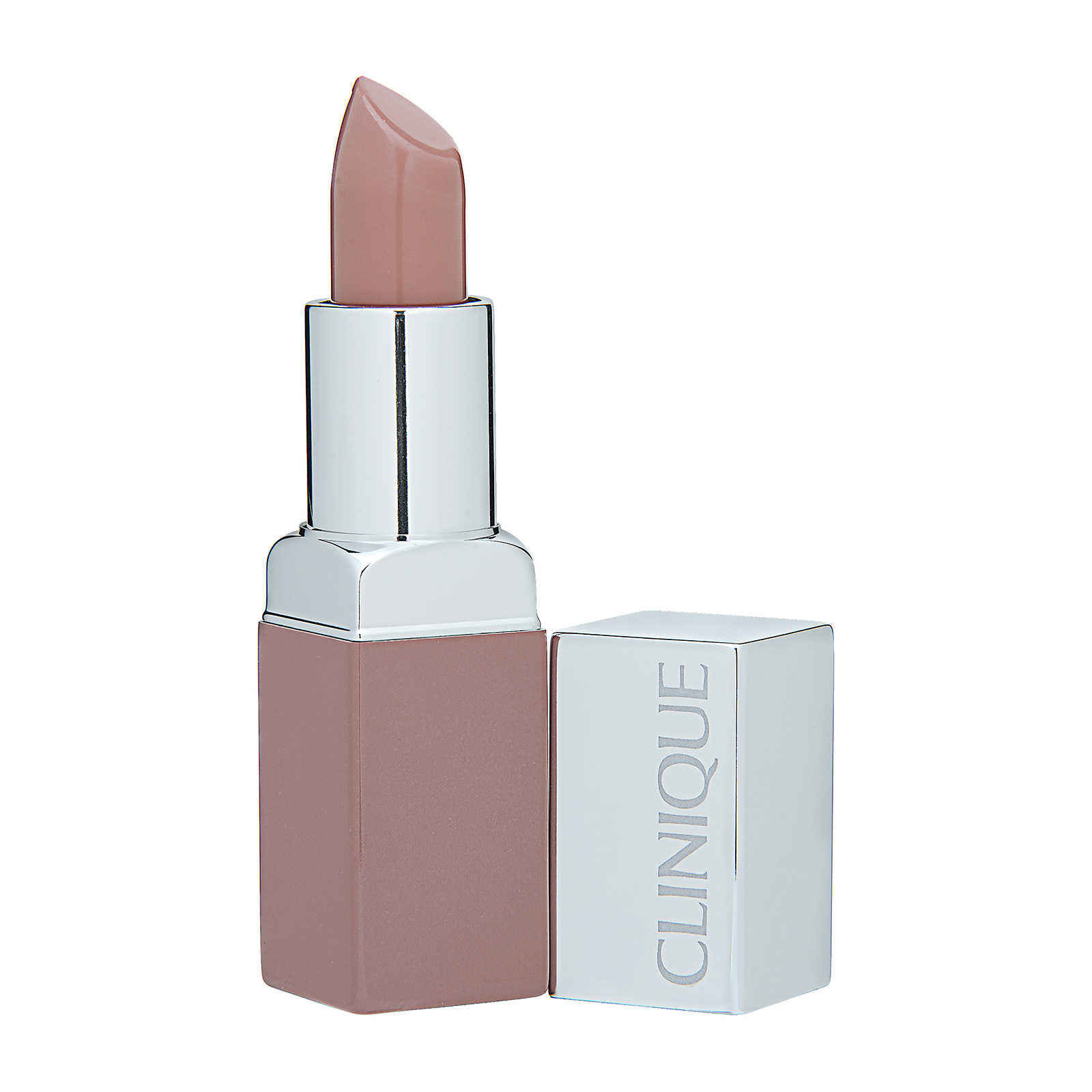 Clinique  Pop Lip Colour + Primer 04 Beige Pop, 0.13oz, 3.9g