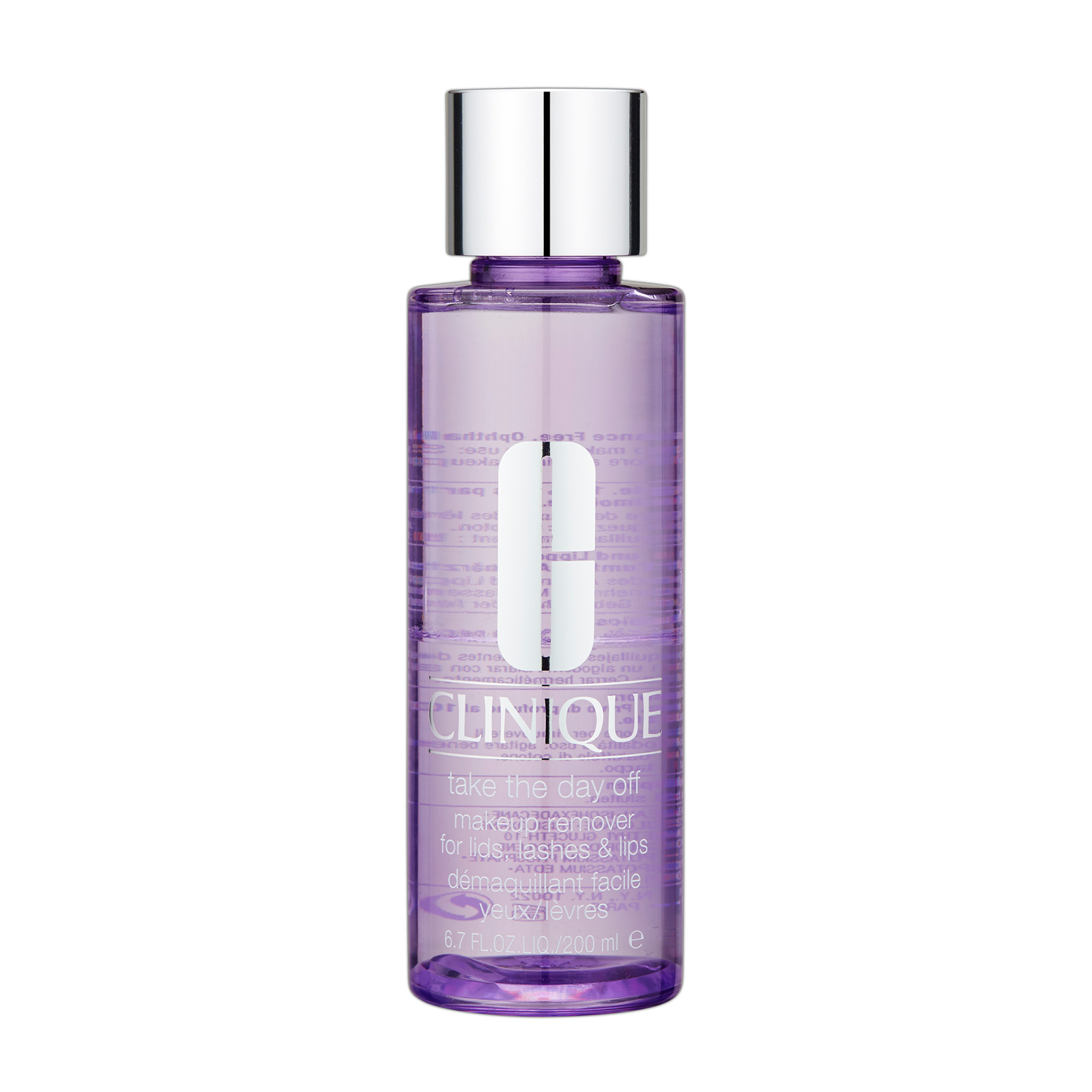 Clinique Take The Day Off Makeup Remover (for Lids, Lashes & Lips) 6.7oz, 200ml