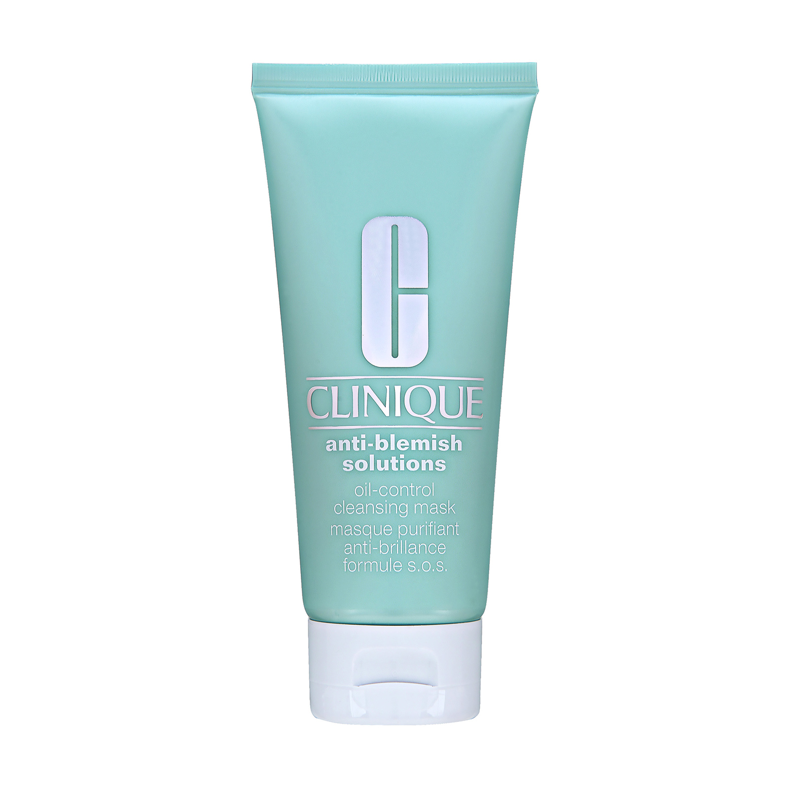 Clinique Anti-Blemish Solutions  Oil-Control Cleansing Mask 3.4oz, 100ml