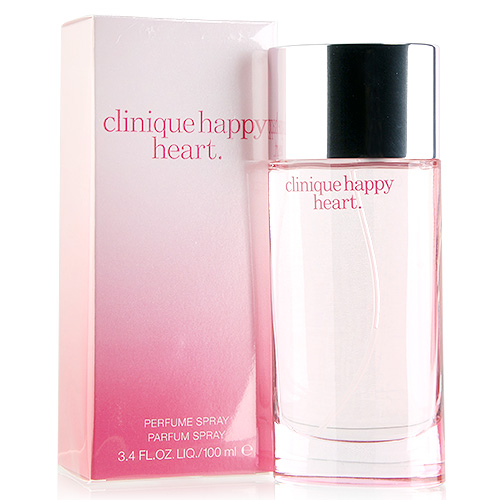 Clinique Happy Heart Perfume Spray 3.4oz, 100ml