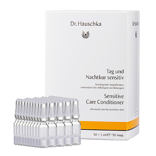 Dr. Hauschka  Sensitive Care Conditioner (Advanced Care For Sensitive Skin) 1ml x 50pcs,