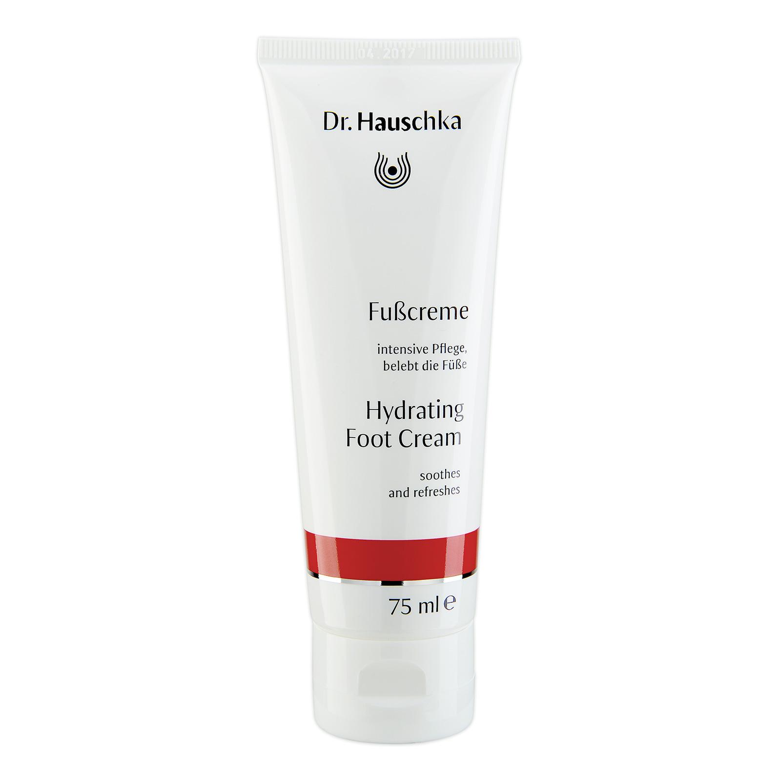 Dr. Hauschka  Hydrating Foot Cream 75ml,