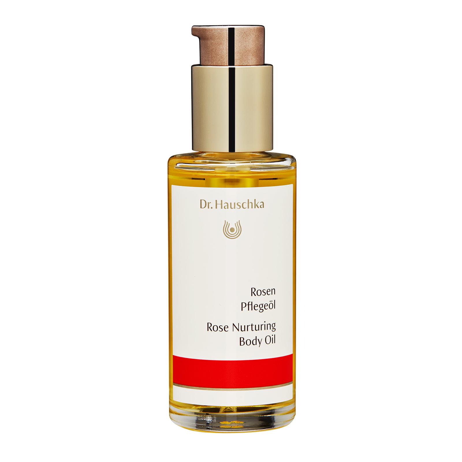 Dr. Hauschka  Rose Nurturing Body Oil 75ml, from Cosme-De.com