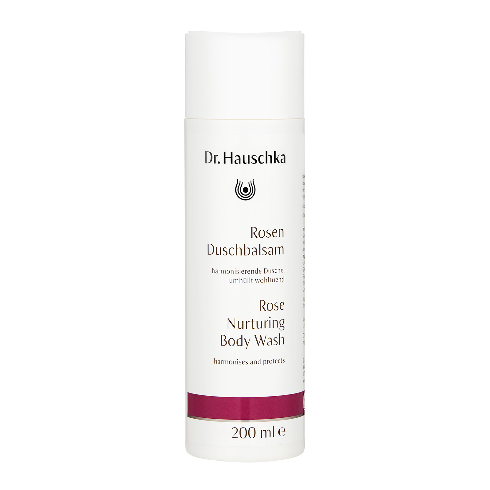Dr. Hauschka  Rose Nurturing Body Wash 200ml, from Cosme-De.com
